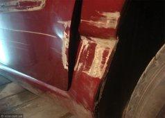 Кузовной ремонт и полная покраска авто в Киеве