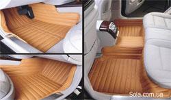 Вибираємо килимок для свого автомобіля