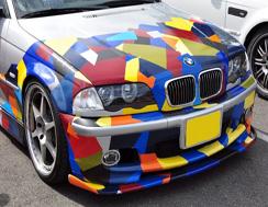 Какие бывают виды покраски авто