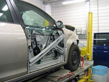 Что входит в кузовной ремонт автомобиля