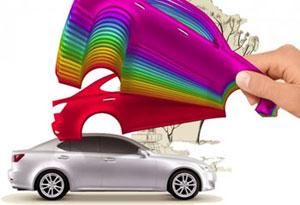 Какая краска подходит для покраски авто