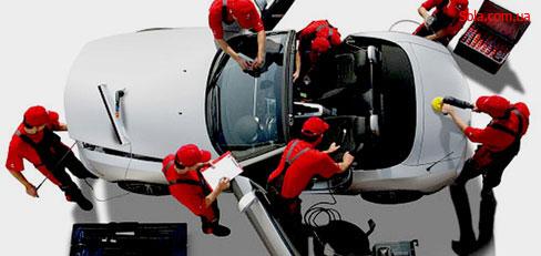 Предпродажная подготовка автомобиля в Киеве