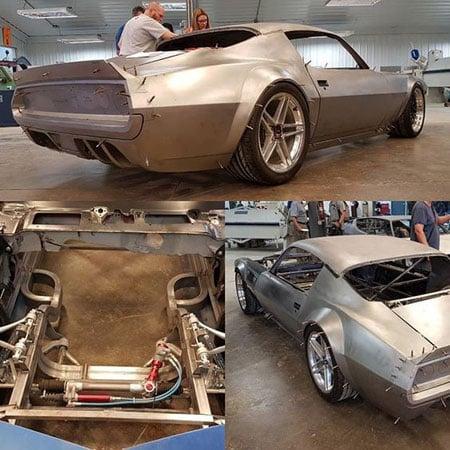 9 шагов по ремонту алюминиевого кузова автомобиля: особенности и нюансы