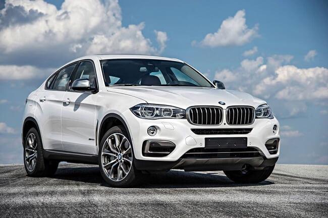 Обзор полноприводной модели BMW-Х6