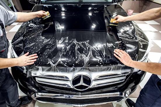 Антигравийная пленка для автомобилей: характеристики, виды, преимущества