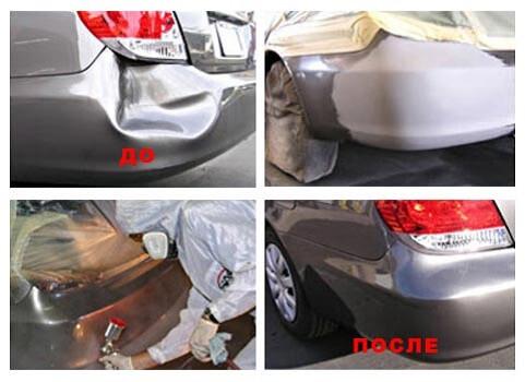 Как выполнить ремонт бампера автомобиля remont-bampera-avto-sola